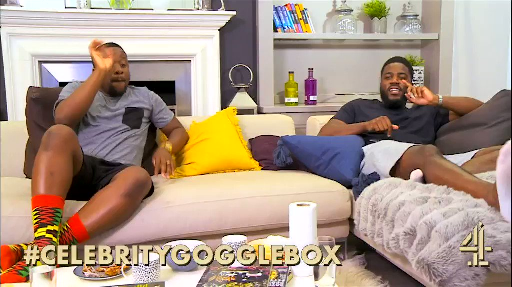 Always a tune #EastEnders #CelebrityGogglebox