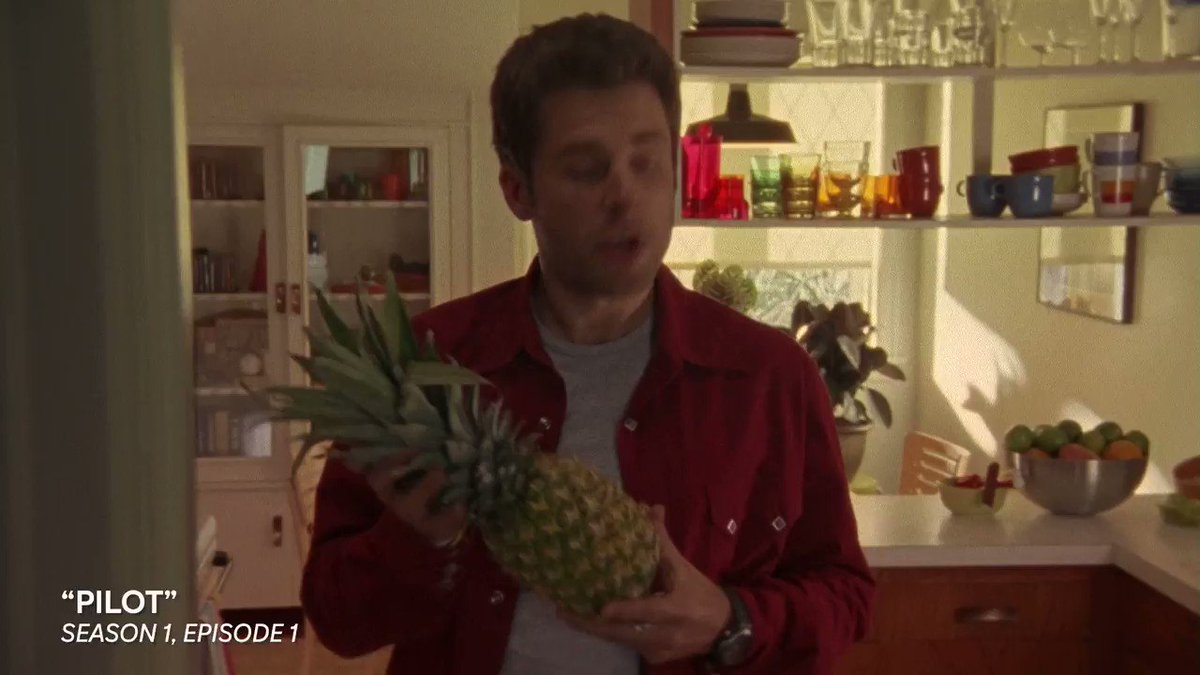 Just a *slice* of some of our favorite pineapple scenes from the show. Happy #PineappleDay 😜🍍