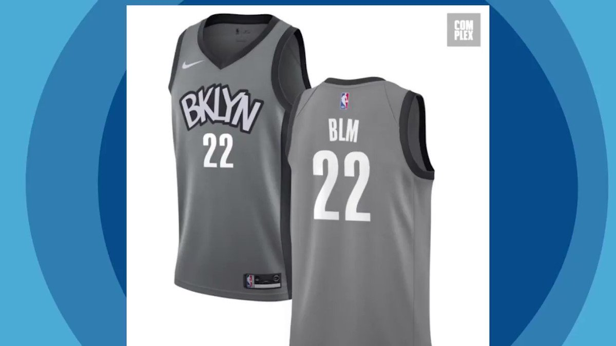 """The NBA's social justice slogan idea means they'd have be a jersey content moderator. So what happens if a player wants his to say """"FREE HONG KONG""""?"""