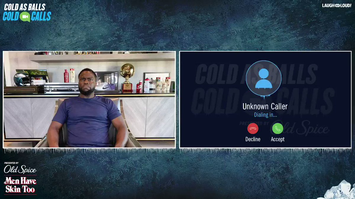 ALERT: Last episode of #ColdasBalls. Make sure to watch @DangeRussWilson and @KevinHart4Real talk quarantine life with pregnant wives, proving their worth to the doubters, and which bird #NFL mascot is the better one. #PoweredByOldSpice  Full Episode -