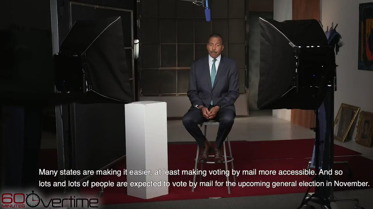 Mail in voting: what you need to know. cbsn.ws/38eBRyi