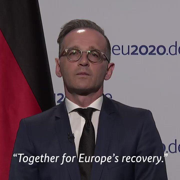 Das Ziel von @EU2020DE ist, Europa wieder stark zu machen. Wir fordern konkrete Strukturen zu entwickeln, die Europa zu einem Ort machen, in dem die #Solidarität sowie das Recht auf Leben, Gesundheit & Schutz allen gleichermaßen gilt. Auch Geflüchteten. Das wäre stark! #EU2020DE