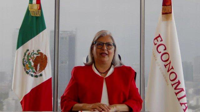 #VocesDelTMEC | El T-MEC representa la consolidación de los esfuerzos de #México para que el comercio exterior siga siendo un motor del crecimiento y poder así, hacer de México un país más próspero. #GobiernoDeMéxico #USMCA @GMarquezColin @USAmbMex @GClark_CA @luzmadelamora