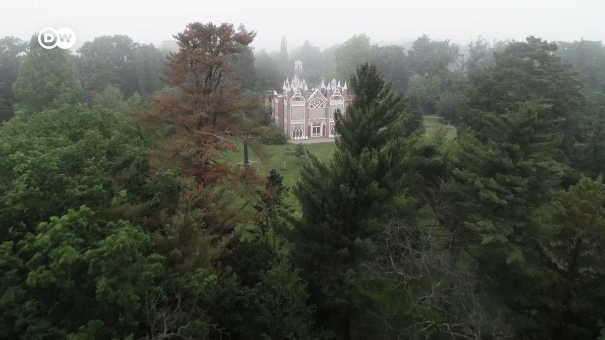 Image for the Tweet beginning: The Garden Kingdom of Dessau-Wörlitz