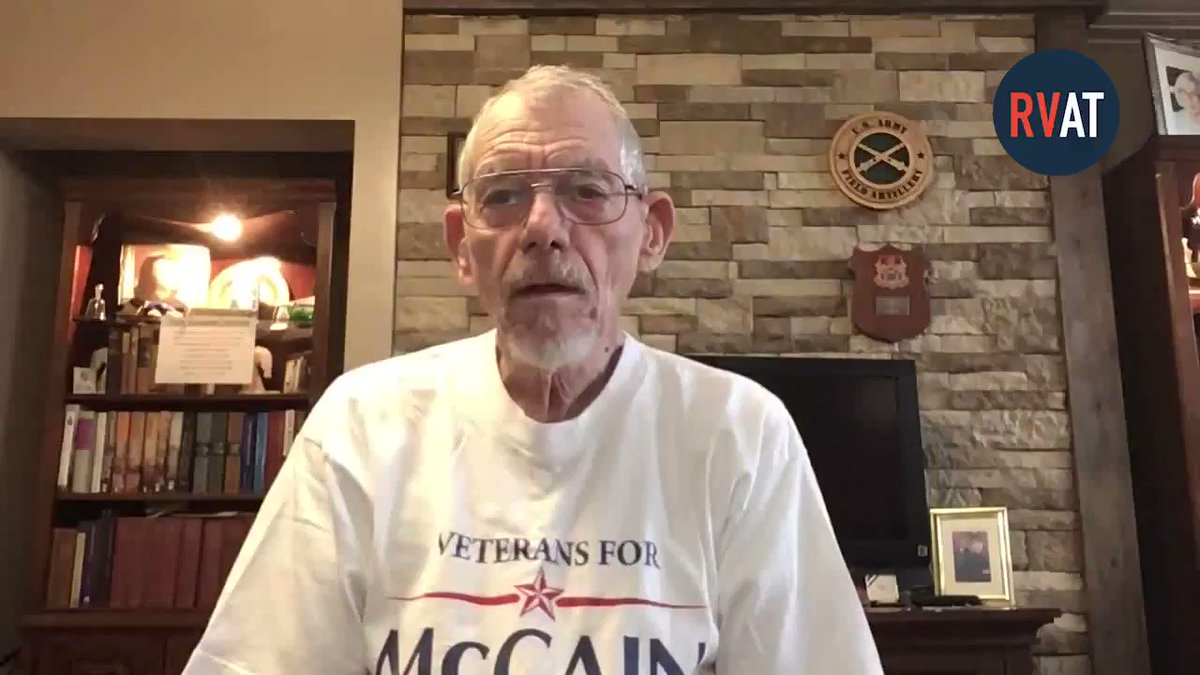 @GenFlynn @realDonaldTrump Doug (OH) served our nation: I have been active all my life as a Republican, I was chairman of Veterans for McCain for the state of Colorado in 2008... Trump is no friend of veterans and I will not vote for him. I hope that no veteran will.