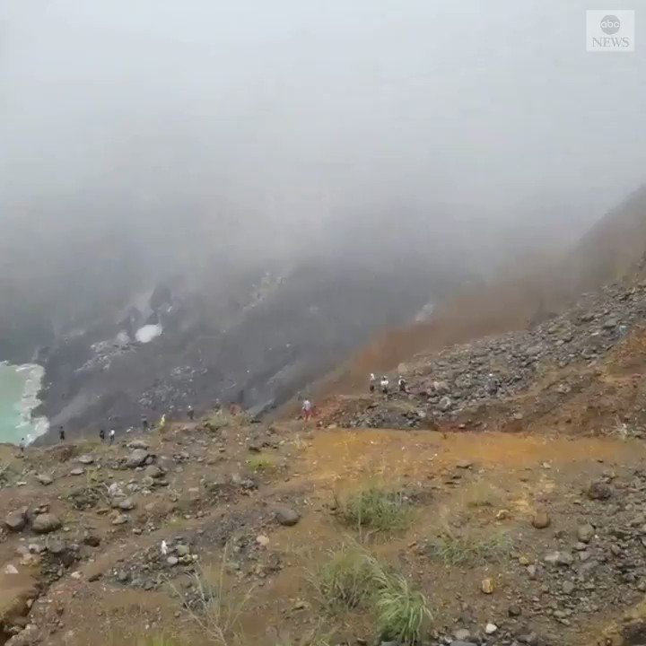 Dramatic video shows the moment a landslide overtook a jade mine in Myanmar, killing more than 150 people in the incident according to officials. abcn.ws/3eTziob