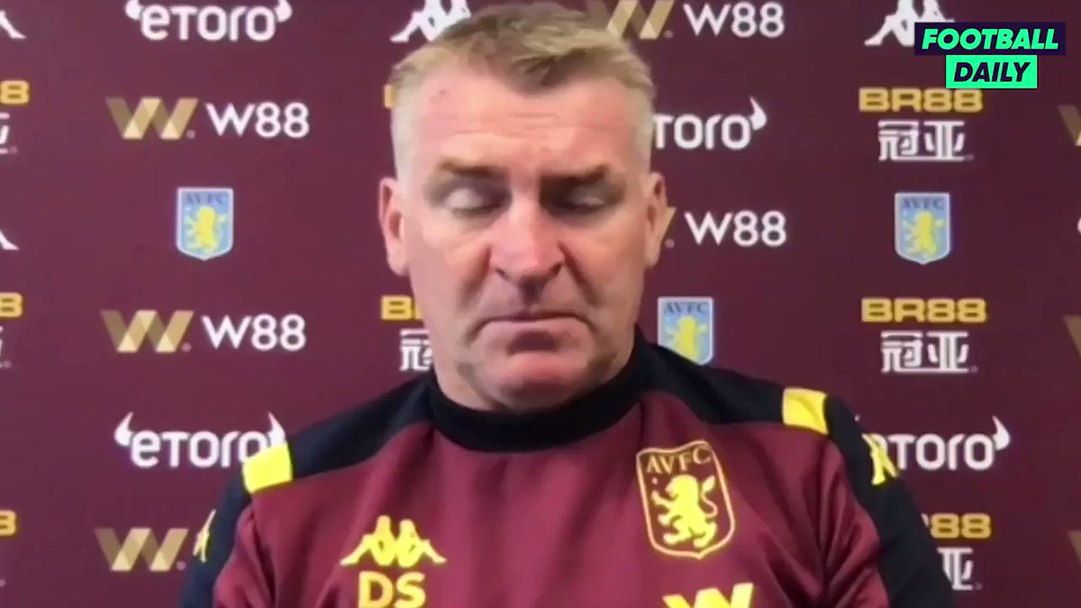 Weve been in every game - Dean Smith. #AVFC