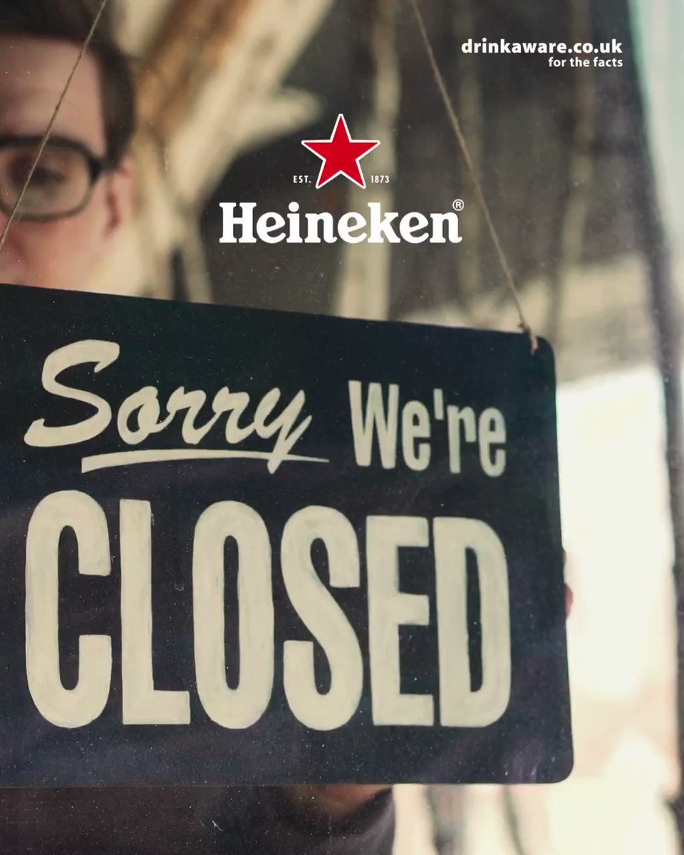 Welcome back! Please #SocialiseResponsibly to keep pubs open. https://t.co/s6M4sJRKBU