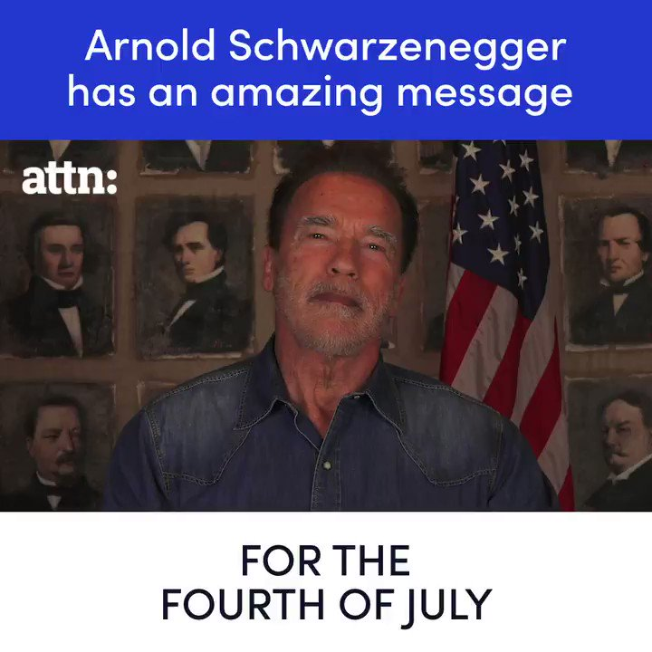 Image for the Tweet beginning: Happy birthday, America. Thank you