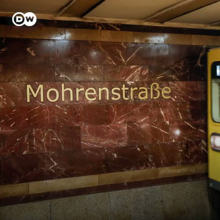 Amid a worldwide reckoning with colonial history, Berlin is renaming its Mohrenstrasse U-Bahn station.