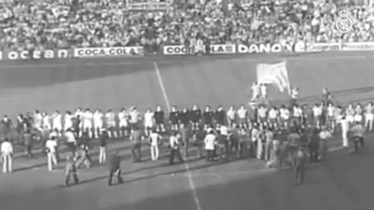 🏆✨🇪🇸 On this day 45 years ago, we won our 13th Copa de España!  📰We beat @Atleti after a penalty shootout at the Vicente Calderon. #RMHistory | #RealFootball https://t.co/Y3MA1oJdx9