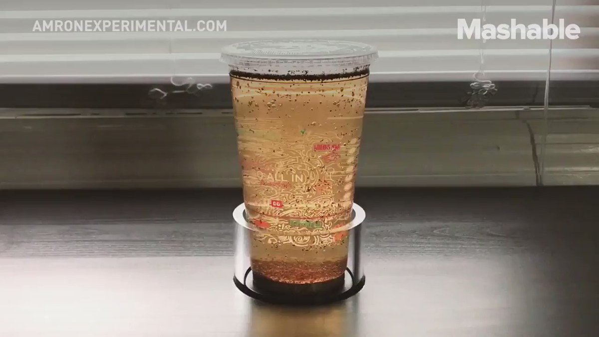 This awesome coffee stirring device will help you cut down on plastic use https://t.co/hJb1CC5HLA