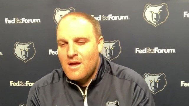 🎥 @memgrizz Taylor Jenkins reflects on his rookie season as a head coach