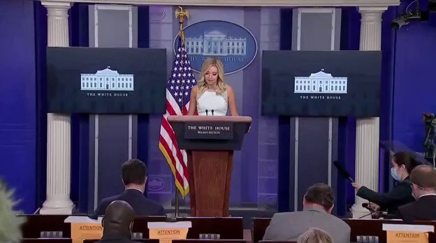 Press Sec. Kayleigh McEnany: 'We want to be respected by the rest of the world.'
