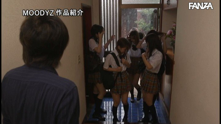 JAV GRANDPA 🔞 - Her Uniform Is Soaking Wet, So She Had To Get Out Of The Rain My Big Stepsister And Her 10 Friends Were Soaking Wet And I Could See Through Their Clothes . 👩🦰Actress : banyak Genre : orgy, (中出)creampie . 🔗DL Link : 🔑Pass : javgrandpa