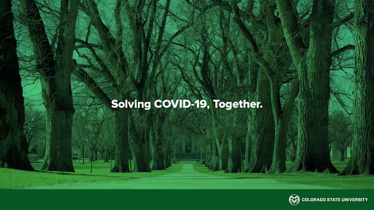 Image for the Tweet beginning: Solving the #COVID19 pandemic is