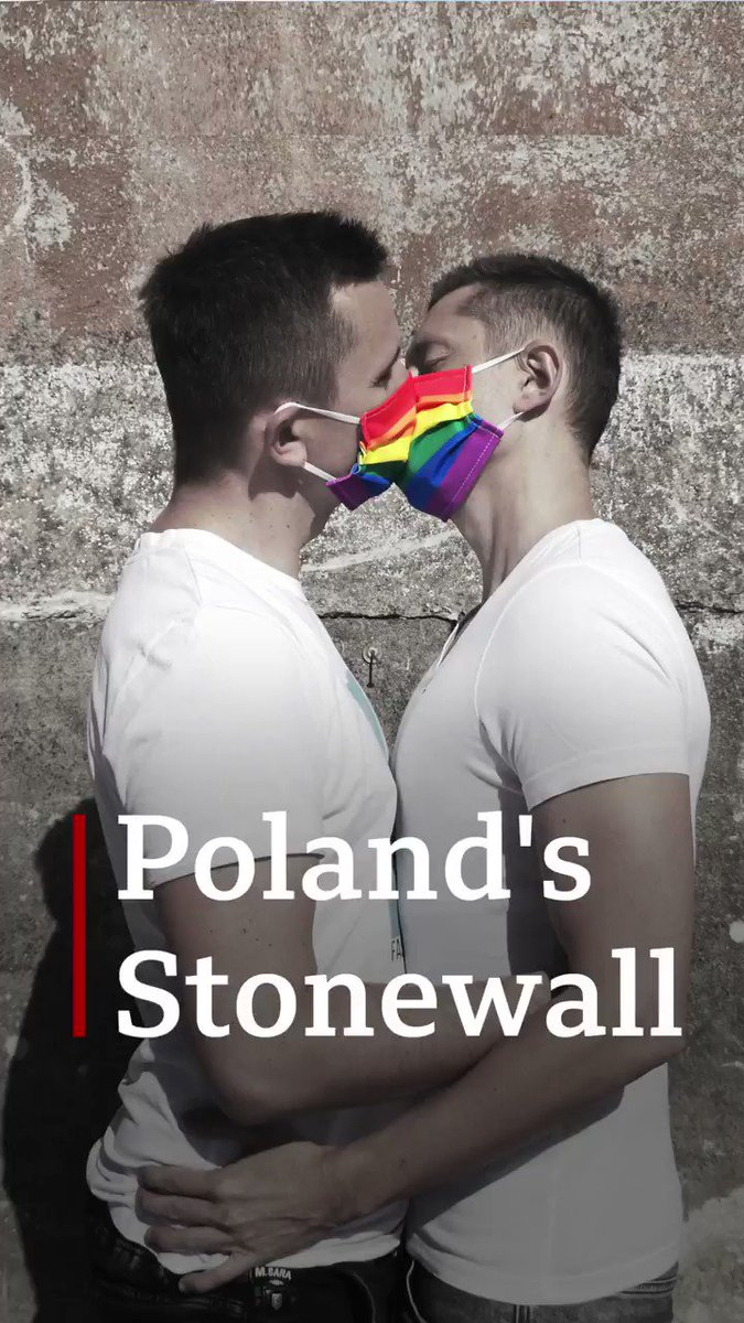"""""""We are going backwards, not forwards""""  Poland has been called the worst country in the EU for LGBT rights  @BenInLDN visited so-called 'LGBT-free' zones in the country, and explored what life is like for gay people living there https://t.co/lpIsdsFBaV https://t.co/jEjqXYVgdH"""