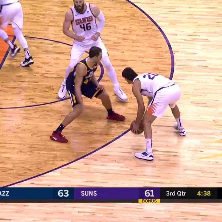 Catch the NBA league-leading (27.2 APG) @Suns' BEST ASSISTS of the 2019-20 season so far, before NBA Restart begins July 30th! #WholeNewGame https://t.co/0CJpAUv2MP