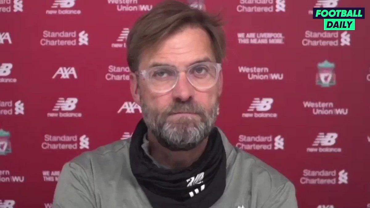 💬 He deserves to lift the trophy and he will lift the trophy. 🏆 Jurgen Klopp confirms Jordan Henderson injury news... #LFC