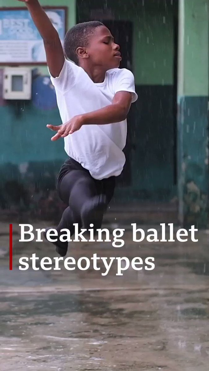 Where I live there are no male ballet dancers like me. When people see ballet they think it is only for girls Meet 11-year-old Anthony Mmesoma Madu whos challenging ballet stereotypes in Nigeria bbc.in/2ZngqIV