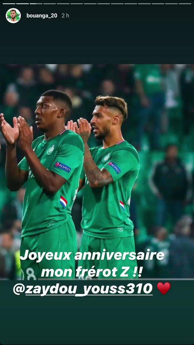 AS Saint-Étienne @ASSEofficiel