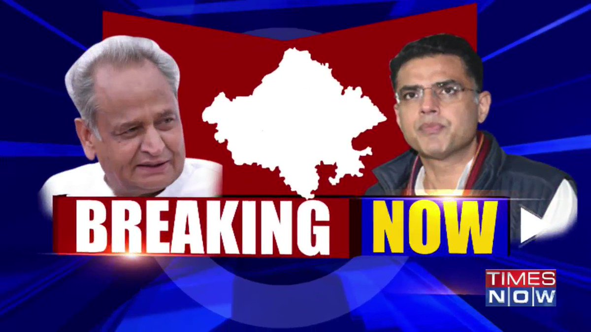 #Breaking | @amitmalviya urges Rajasthan CM  @ashokgehlot51 to prove his majority by calling for a floor test.  Details by TIMES NOW's Madhavdas G. https://t.co/BiapC4ny6A