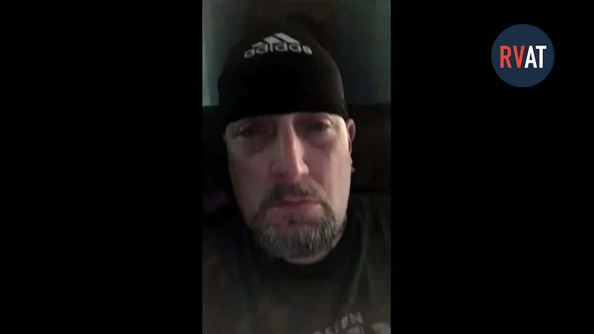 """‼️ Jeffrey voted Trump in 2016, and it's safe to say he won't be doing so again.   He takes you on a ride....You gotta watch the whole thing. (Warnings: 1. NSFW 2. Wicked """"Good Will Hunting"""" Energy) https://t.co/foIo4lmaDA"""