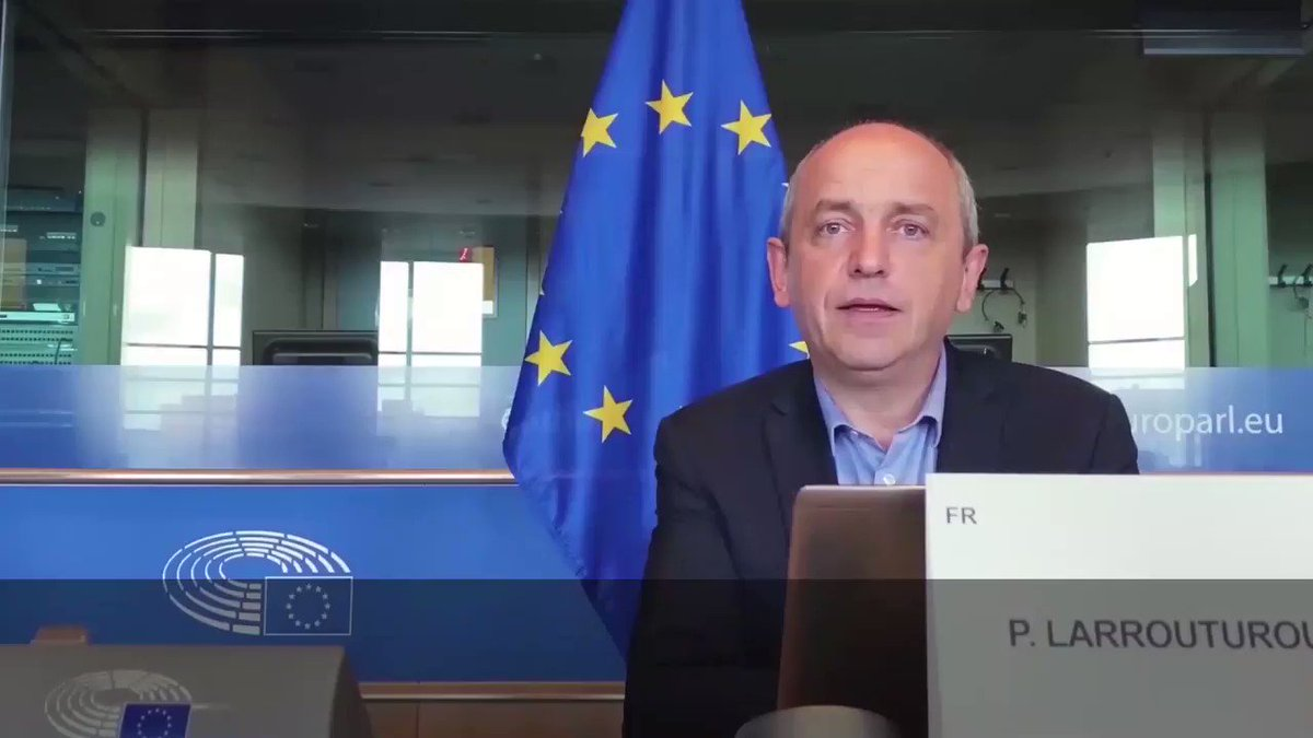 Chômage, déréglement climatique, ... comment trouver 500 milliards, sans 1€ des budgets nationaux, ni de la plupart des citoyens ?  Voilà une solution plébiscitée par 64% des Européens, par des ministres danois, polonais, allemand et bien d'autres.  Qu'est-ce qu'on attend ? https://t.co/0WTEHqw7rL