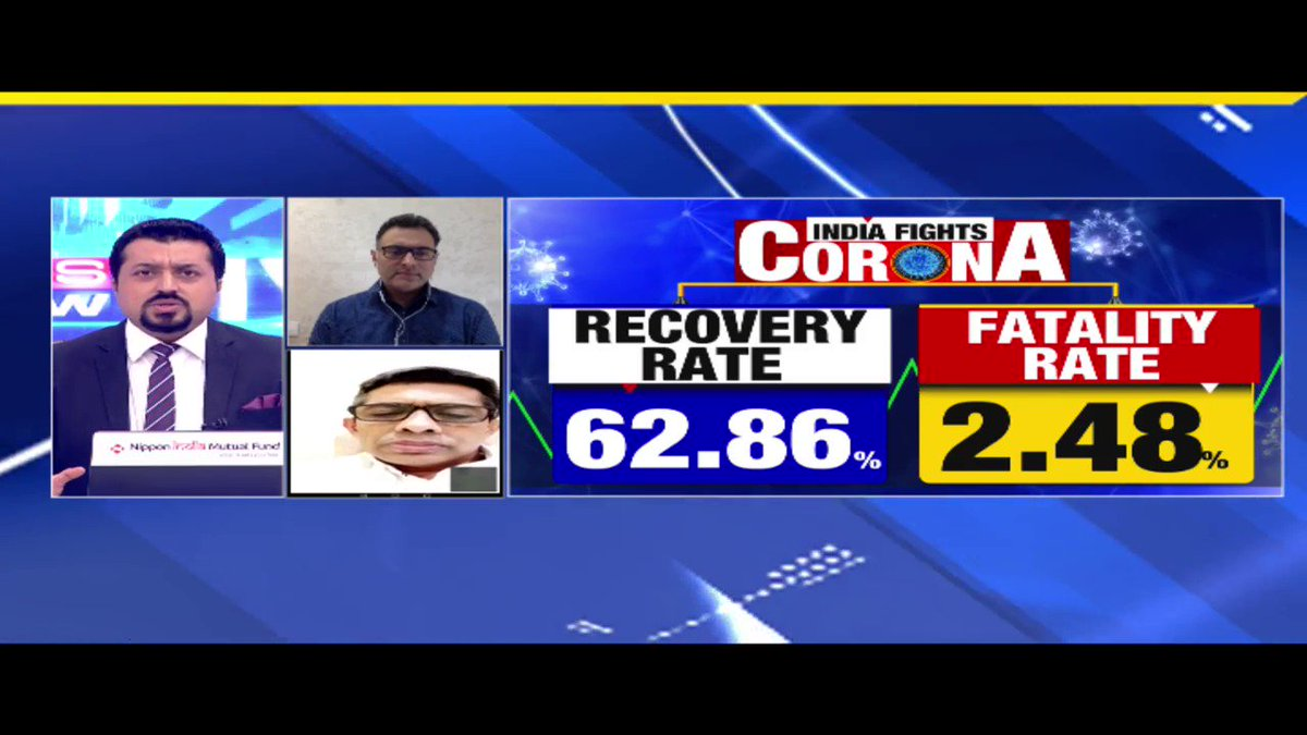 We should really focus on aggressive testing: @RommelTickoo,   Associate Director, Internal Medicine, Max Health Care tells TIMES NOW over the rise in COVID cases. https://t.co/bfn6Y4tqum