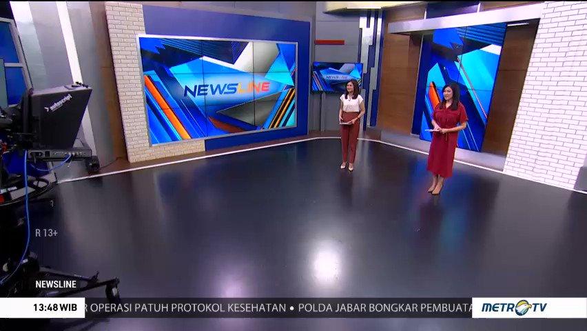 Reporter Cilik kembali beraksi! Kali ini mereka berkesempatan untuk mewawancarai Wakil Ketua MPR RI Lestari Moerdijat dan akan berbincang mengenai seputar tugas dari Wakil Ketua MPR. Yuk simak keseruannya! #NewslineMetroTV #MetroTVJunior #ReporterCilikMetroTV