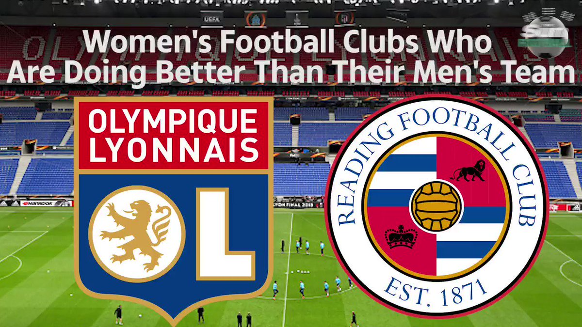 Lyon? Reading? Lewes?!  Women's teams that are outperforming their male counterparts https://t.co/Jc2aAxX6N5