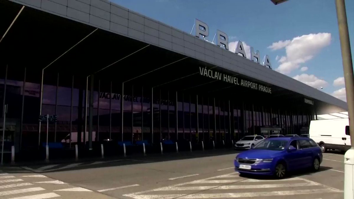 WATCH: Airport blues? Prague's Vaclav Havel airport is hosting 'fun runs' and 'staycations' https://t.co/fI8mj7sPUk