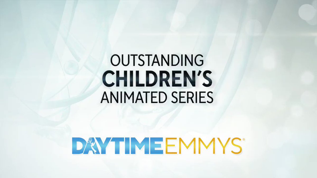 The #DaytimeEmmys Award in Children's Animated Series goes to... The Dragon Prince │ @thedragonprince @netflix