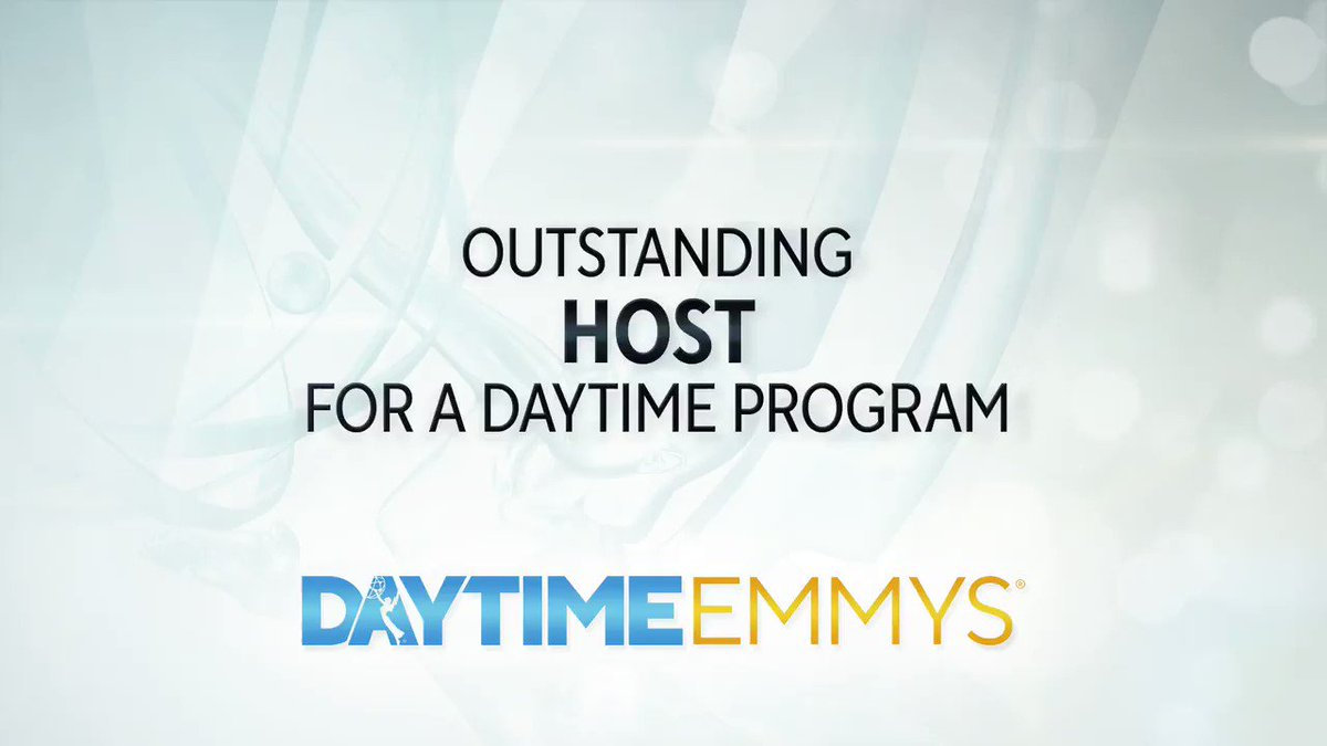The #DaytimeEmmys Award in Host in a Daytime Program goes to... Mike Rowe │ @mikeroweworks #ReturningTheFavor