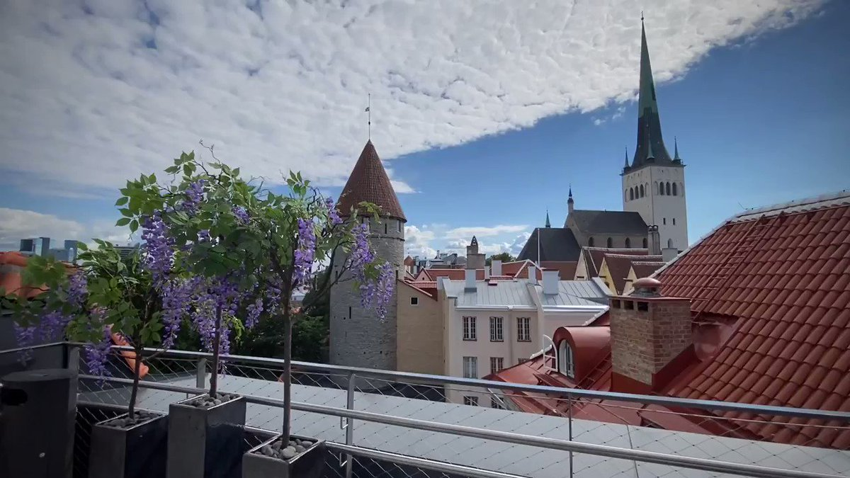 Tallinn's medieval towers and walls offer amazing views of the city. Read more about the…