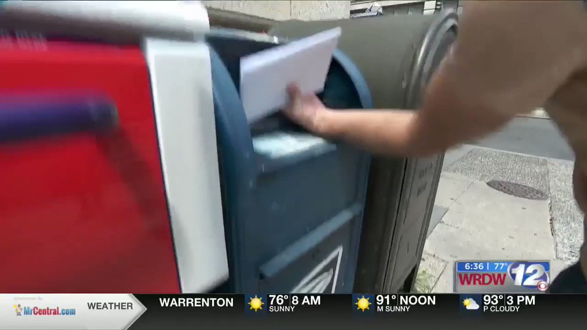 Check out this Mail-In Voting experiment by a local news station!  https://t.co/23tOdt1hYc