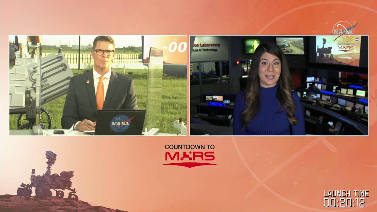 In the future, a helicopter can serve as a scout for rovers and astronauts. @NASAJPLs Mimi Aung joins us to explain how the Mars Ingenuity Helicopter will serve as a flight demonstration for future missions. #CountdownToMars
