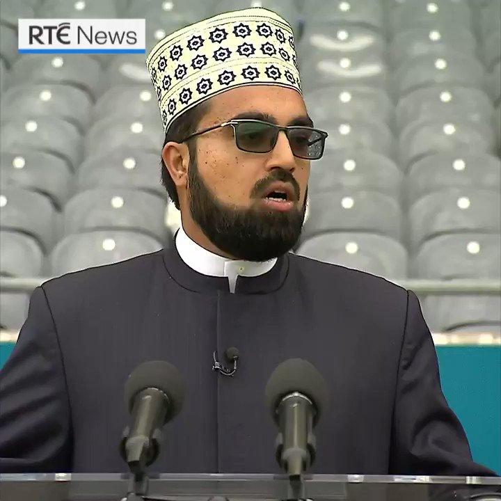 Image for the Tweet beginning: As muslims gather in Croke