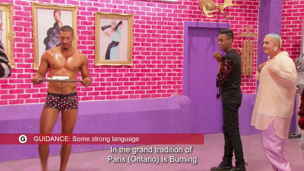 Because reading is what?! Fundamental. #CandasDragRace