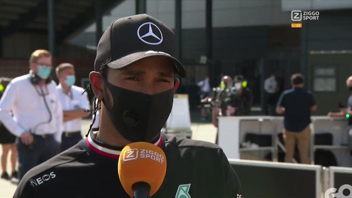 💬 'Grote verrassing dat de band kapot ging, het zag er allemaal netjes uit.'  Uiteraard sprak @jackontracks ook met Lewis Hamilton over het bizarre einde 🎥⤵️  #ZiggoSportF1 #F1 #BritishGP🇬🇧 https://t.co/n31b28G4UH