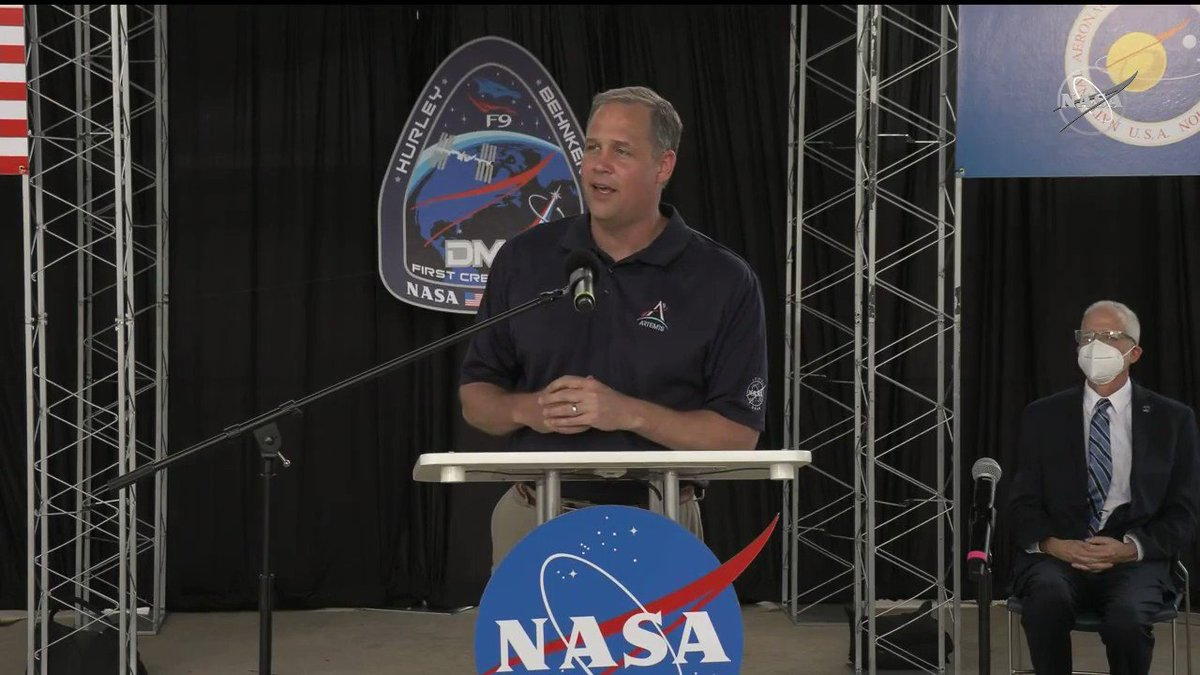 The NASA and @SpaceX Demo-2 mission was intended to test the Crew Dragon vehicle and certify it for operational flight to the space station. NASA Administrator @JimBridenstine reflects on the astronauts mission and accomplishments.