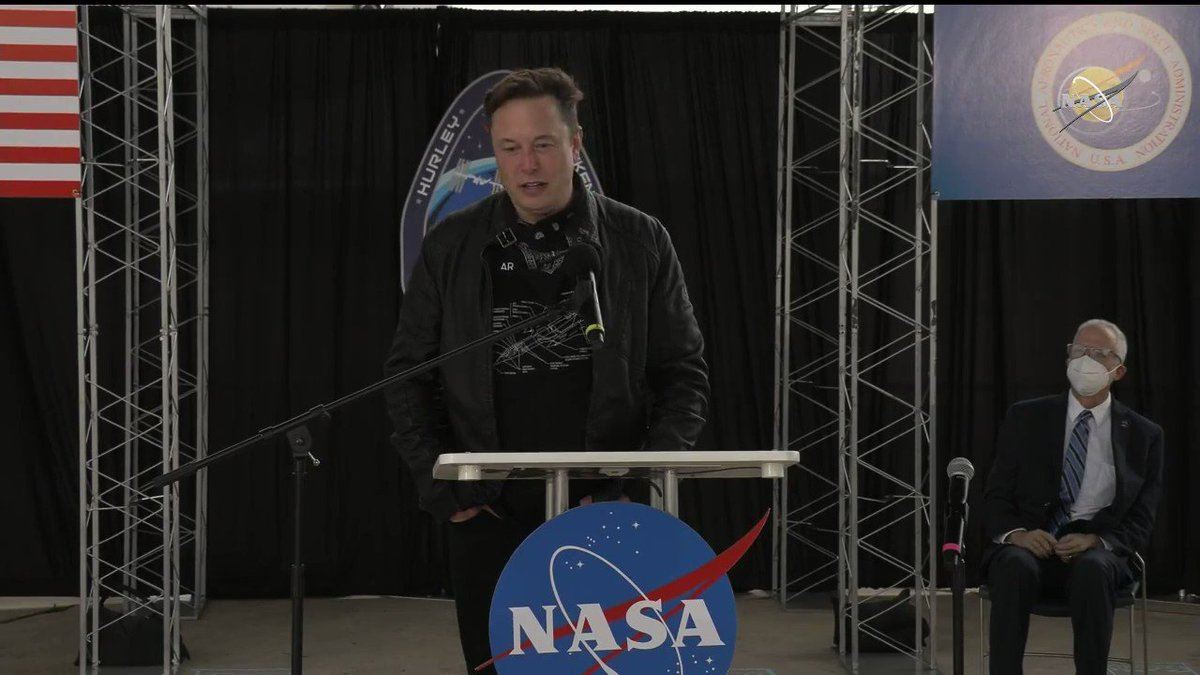 No matter where you are on planet Earth, this is a good thing. @SpaceX CEO @ElonMusk reflects on the success of the #LaunchAmerica mission and what it means for commercial space capability: