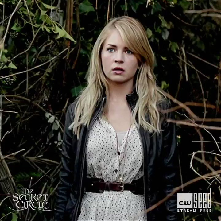 She's the witch they've been waiting for. Stream #TheSecretCircle free on @cwseed: go.cwseed.com/waittw