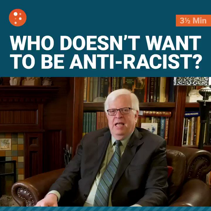 """Image for the Tweet beginning: No decent person is """"pro-racist."""""""