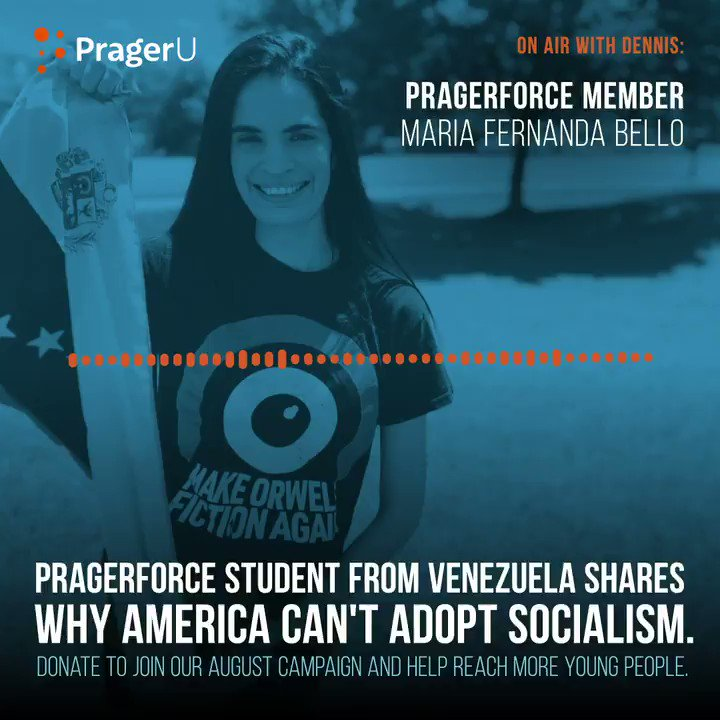 Image for the Tweet beginning: Socialism always fails. (Sound ON