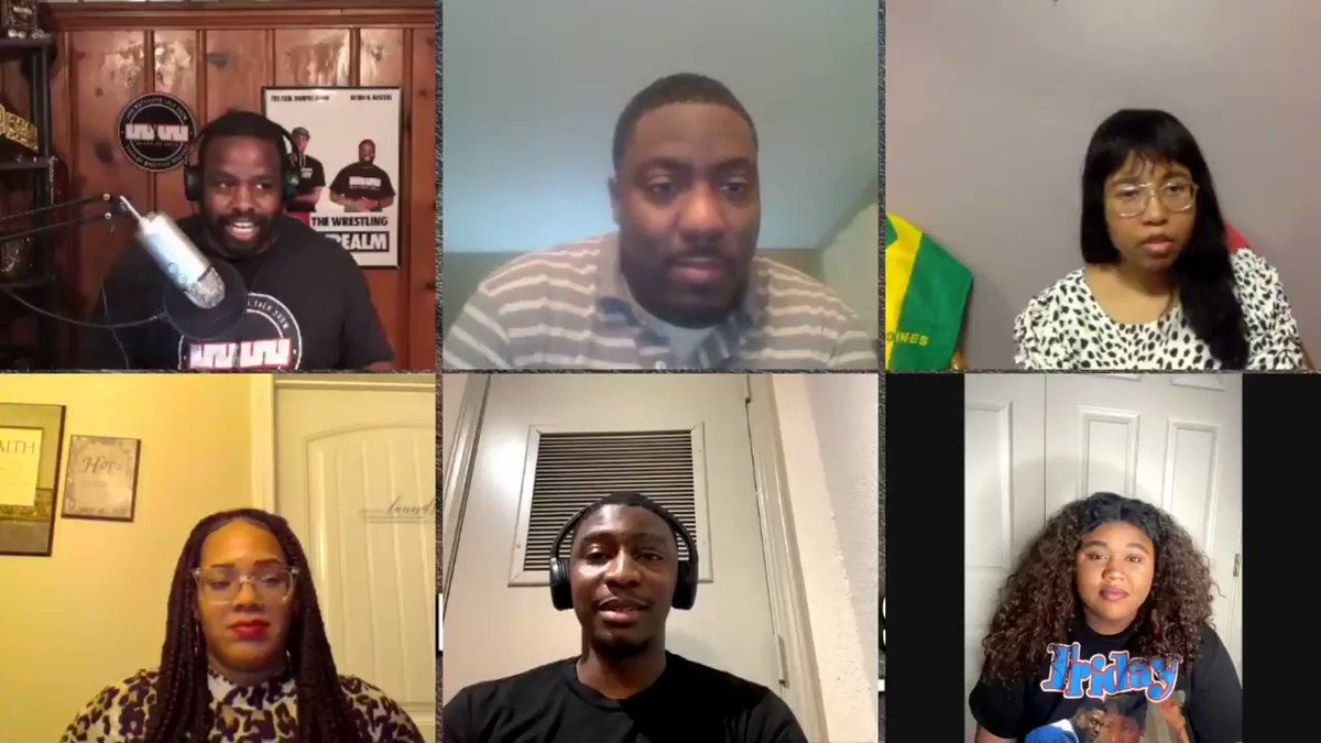 #TBT: Watching @WWEBigE's #WWE24 takes me back to the #BlackJournalist episode where @Deacon_Schiele discussed his evolution. @BrianHWaters @CandaceCordelia  @lamargafford  @BrianaJTV  @Driune  YouTube  Apple