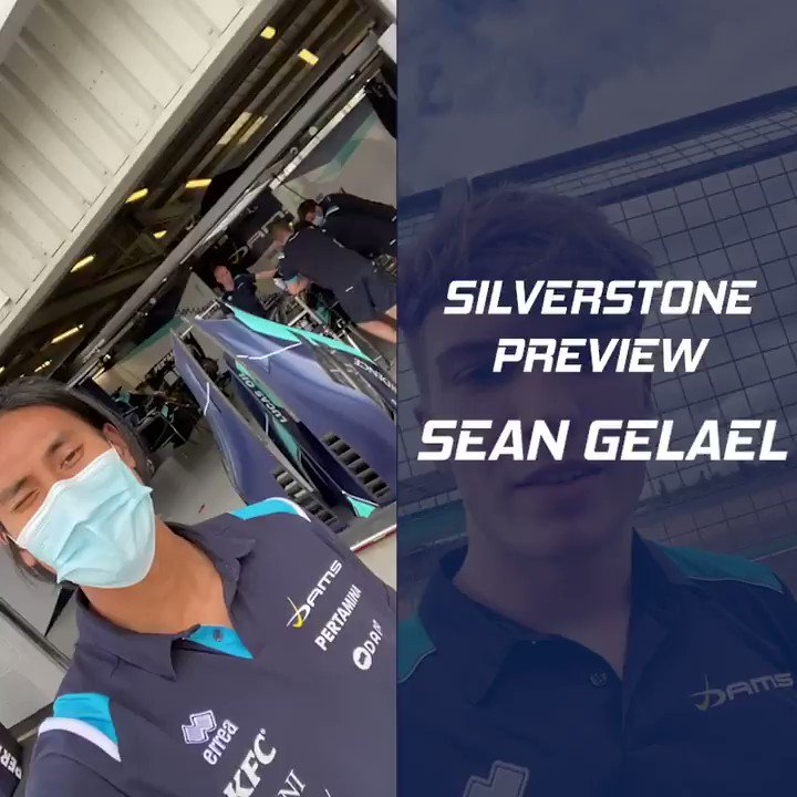Image for the Tweet beginning: 🗣️ @gelaelized and @DanTicktum preview