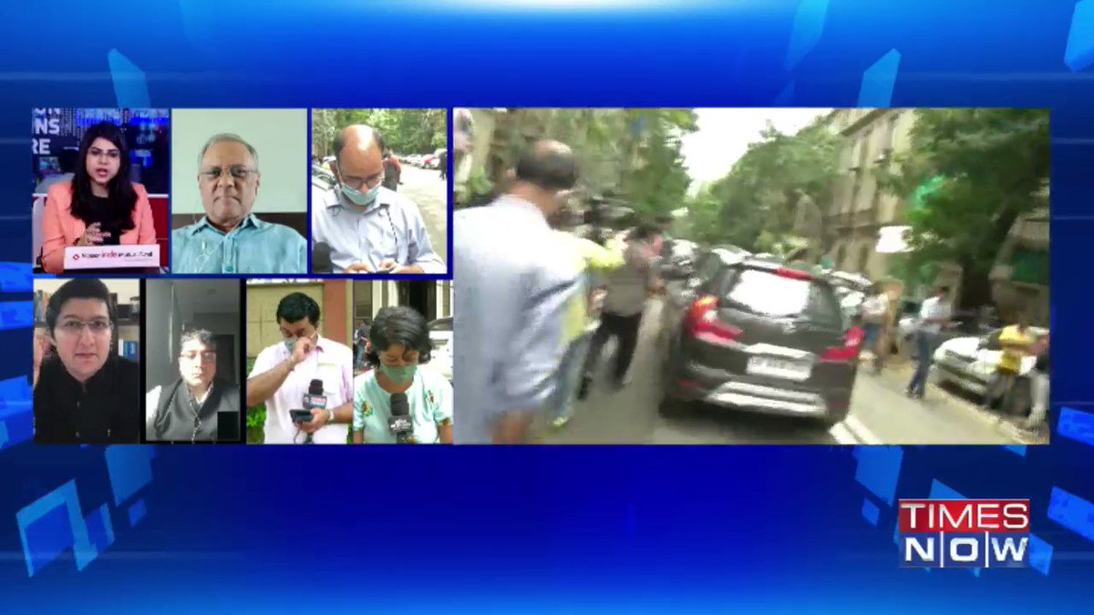 There was a conscious attempt to disconnect Sushant from his family: @VishalVSharma01, Political Analyst tells TIMES NOW. | #SushantMurderQuestion