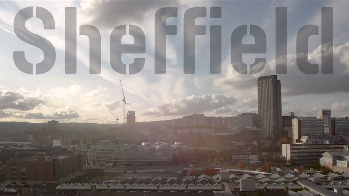 We LOVE returning to our spiritual home, Sheffield! #ilovesnooker @Betfred @VisitSheffield