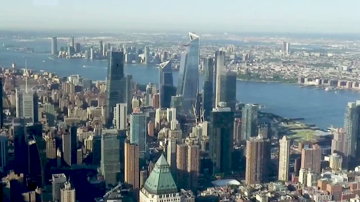 WATCH: From @Breakingviews - A survey of New York City business leaders found that a quarter of office employers plan to reduce their footprint by 20%, while 16% plan to relocate jobs outside the city. @jennifersaba explains NYC's bleak outlook for real estate https://t.co/E4YRjCcwrD